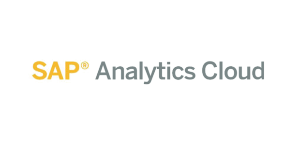 SAP Analytics Cloud Logo - Our Speciality